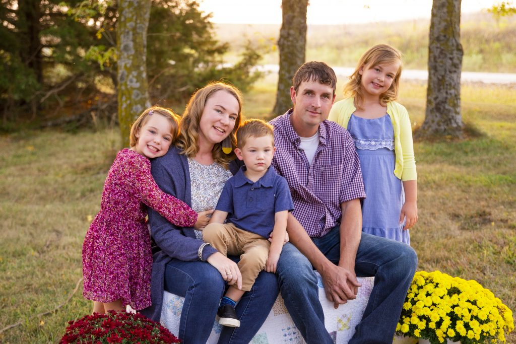 Amick Family Photo