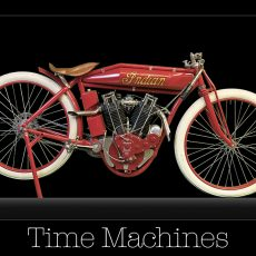 Time Machines II: 2nd Annual Vintage Motorcycle Show