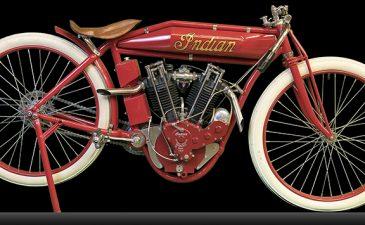 Vintage Motorcycle Exhibit