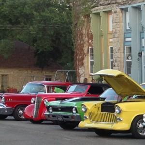 antique cars, Alma KS