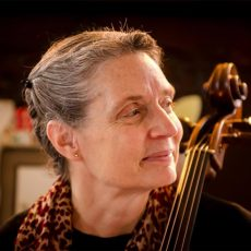 Susan Mayo and the WC String Quartet